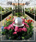 Artist4god Posters - Easter Spring Flower Show at Botanical Gardens Poster by Rose Santuci-Sofranko