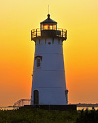 Edgartown Light Print by Dan Myers