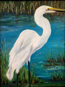 Anne Barberi - Egret