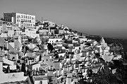 Houses Photos - Fira city by George Atsametakis
