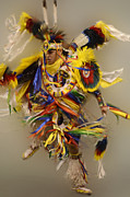 Pow Wow Metal Prints - Flight Of Fancy Metal Print by Bob Christopher