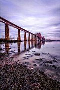 Featured Art - Forth Rail Bridge by John Farnan