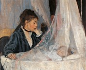 Morisot Photos - France, Ile De France, Paris, Muse by Everett