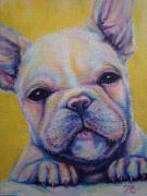 French Bulldog Print by Jack No War