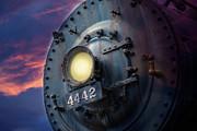 Gunter Nezhoda - Front of locomotive