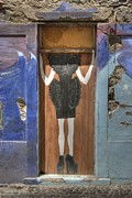 David Birchall - Funchal Door Art