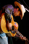 Hall Of Fame Photo Originals - Gary Allan by Don Olea