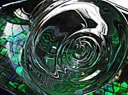 Sarah Loft - Glass Abstract 416