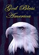 Jeanette K - God Bless America Eagle