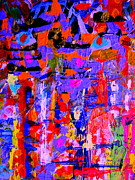 Just Abstracts - Goes Bump In The Night by Allen n Lehman