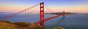 Golden Gate Bridge  Print by Emmanuel Panagiotakis
