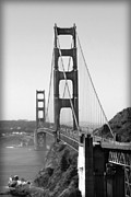 49ers Originals - Golden Gate Bridge by Ken Reardon