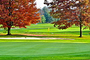 Frozen in Time Fine Art Photography - Golf Course Beauty