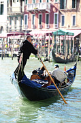Paul Cowan - Gondola on the Grand...