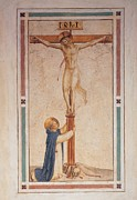 Crucifix Art Posters - Guido Di Pietro Piero Known As Beato Poster by Everett