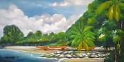 Haleiwa Print by Larry Geyrozaga