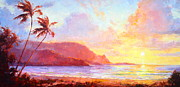 Jenifer Prince - Hanalei Sunset