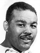 Famous Athletes Prints - Heavyweight Champion Joe Louis Print by Underwood Archives
