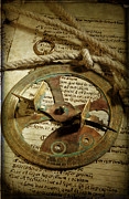 Astronomy Art - .Historical navigation by Bernard Jaubert