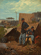 Winslow Homer - Home Sweet Home by Winslow Homer
