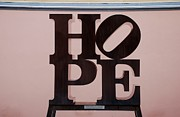 Indiana Scenes Digital Art Metal Prints - Hope Metal Print by Rob Hans