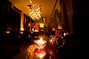 Hotel Lounge Print by Fototrav Print