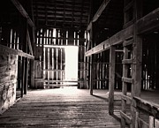 John S - Inside An Old Barn