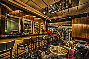 Public House Prints - interior of a bar HDR Print by Dan Yeger