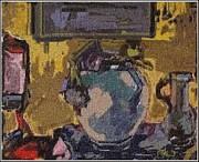 Interior Print by Pemaro