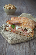 Italian Meal Art - Italian sandwich by Sabino Parente