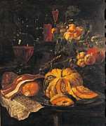 Painted Food Prints - Italy, Lazio, Rome, Capitoline Museums Print by Everett