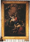 Adoration Framed Prints - Italy, Lazio, Rome, Santa Maria Framed Print by Everett