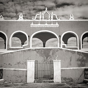 For Ninety One Days - Izamal Convent