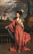 Jane Fleming, Later Countess Print by Sir Joshua Reynolds