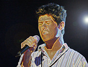 Arts Culture And Entertainment Originals - Jason Crabb by Don Olea