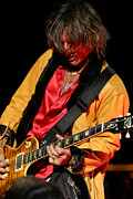 Hall Of Fame Photo Originals - Joe Perry Aerosmith by Don Olea
