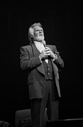 Kenny Rogers Prints - Kenny Rogers Print by Front Row  Photographs