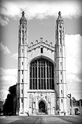 The Vault Prints - Kings College Chapel Print by Stephen Stookey