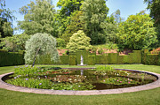 Garden Photo Metal Prints - Knightshayes Court Metal Print by Joana Kruse