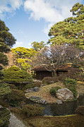 Natural Focal Point Photography - Kyoto Imperial Palace...