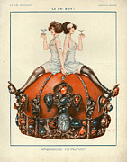 The Advertising Archives - La Vie Parisienne  1...