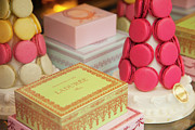 Pres Photos - Laduree Sweets by Brian Jannsen