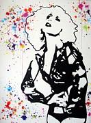 Lady Gaga Print by Venus
