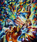 Leonid Afremov - LAtin mood