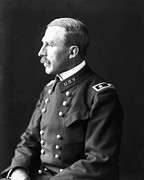 U.s Army Prints - Leonard Wood (1860-1927) Print by Granger