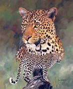 David Stribbling - Leopard
