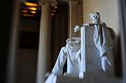 Lincoln Photo Originals - Lincoln Memorial by Jameekorn Boonsri