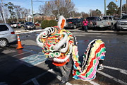 James Lawson - Lion Dance