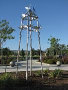Peter Piatt - Little Chico Creek Sculpture