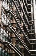 Lloyd's Of London 3 Print by Dennis Knasel